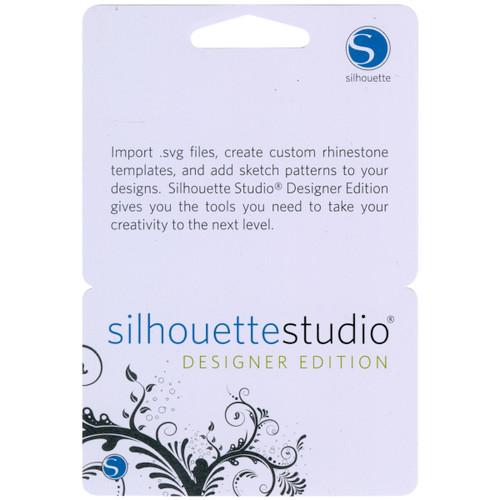 Silhouette Studio Designer Edition Upgrade Card-STUDIO - 814792012123