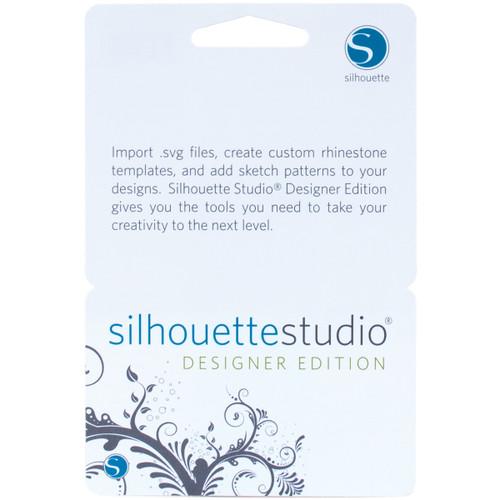 Silhouette Studio Designer Edition Upgrade Card-STUDIO