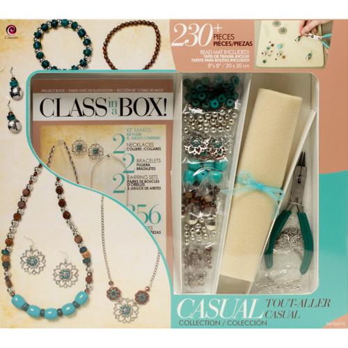 Jewelry Basics Class In A Box Kit-Casual -JB34706-010 - 016321117693