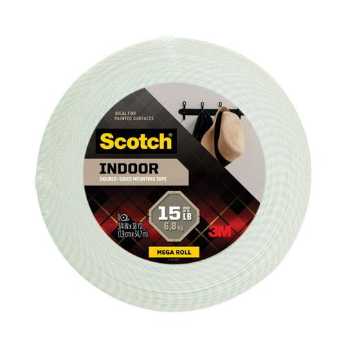 "Scotch(R) Double-Sided Foam Mounting Tape-.75""X38yd -110MR - 051131947504"