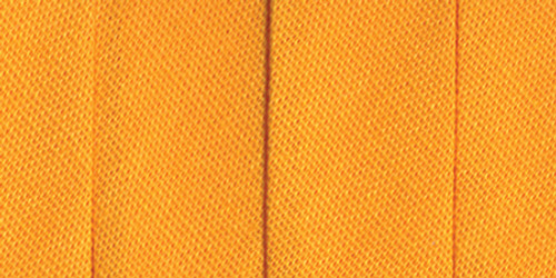 """Wrights Double Fold Bias Tape .5""""X3yd-Marigold -117-206-1246"""