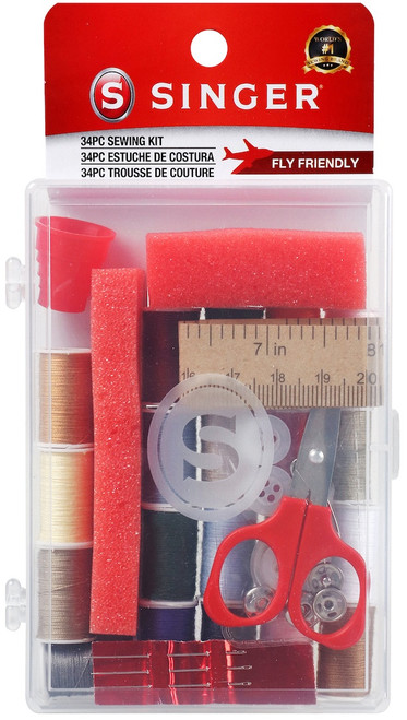 Singer Deluxe Sewing Kit-00279 - 075691002794