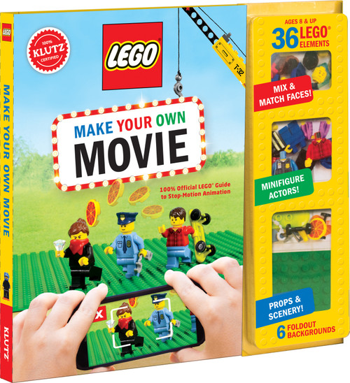 LEGO(R) Make Your Own Movie-K813720 - 7307671372059781338137200