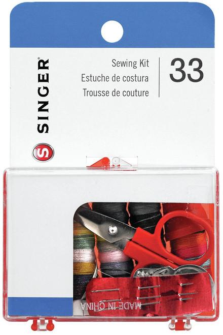 Singer Sewing Kit 34/Pkg-00269 - 075691002695