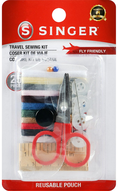Singer Sewing Kit 25/Pkg-00267 - 075691002671
