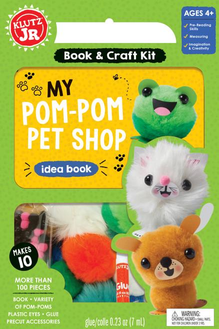 Klutz Jr. My Pom-Pom Pet Shop-K815956