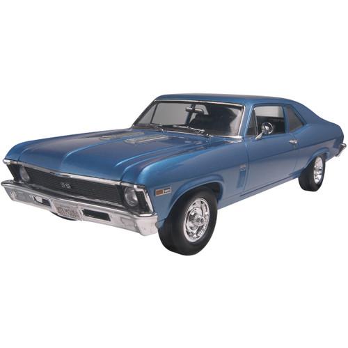 Plastic Model Kit-'69 Chevy Nova SS 1:25 -85-2098 - 031445020988