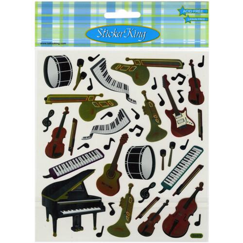 Sticker King Stickers-Orchestra -SK129MC-4263 - 679924426311