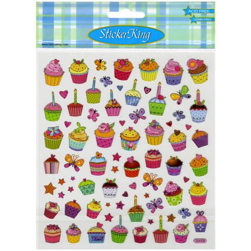 Sticker King Stickers-Sweet Time -SK129MC-4253 - 679924425314