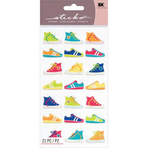 Sticko Stickers-Funky Kicks -E5200034 - 015586959536
