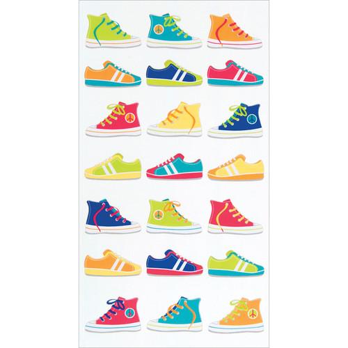 Sticko Stickers-Funky Kicks -E5200034