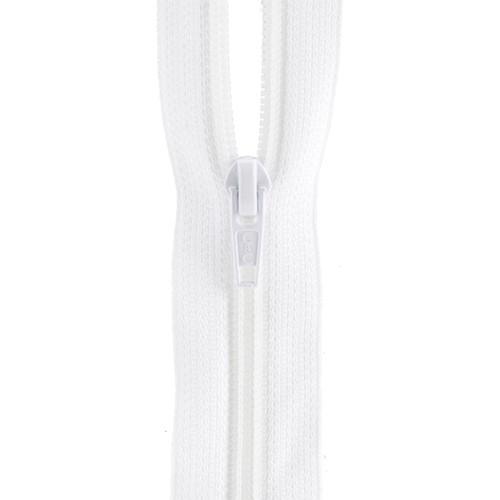 "Coats All-Purpose Plastic Zipper 9""-White -F72 9-1 - 073650389108"