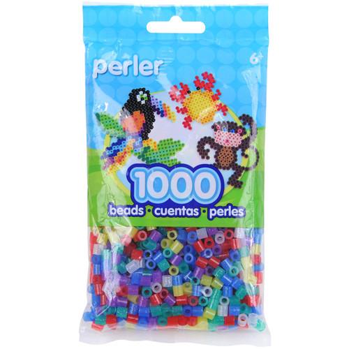 Perler Beads 1,000/Pkg-Glitter Mix -PBB80-19-19039 - 048533190393