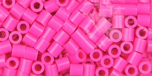 Perler Beads 1,000/Pkg-Pink -PBB80-19-19083