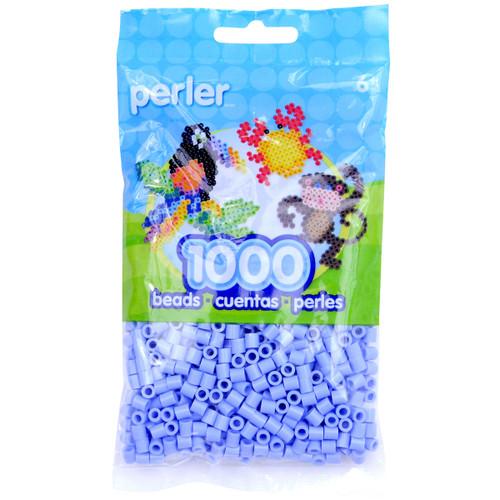 Perler Beads 1,000/Pkg-Blueberry Creme -PBB80-19-19093 - 048533190935