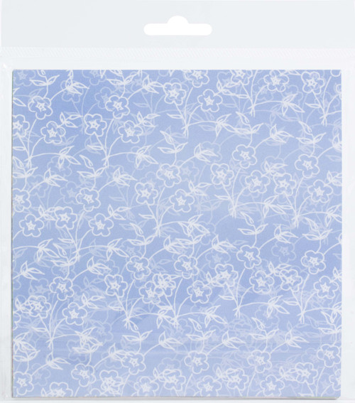 """Find It Trading Amy Design Paper Pack 6""""X6"""" 24/Pkg-Enjoy Spring, Double-Sided -APP10039"""