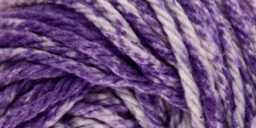 Premier Yarns Home Cotton Yarn Multi Cone-Violet Splash -1032-03