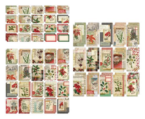 Idea-Ology Pocket Cards 55/Pkg-Christmas -TH94190 - 040861941906