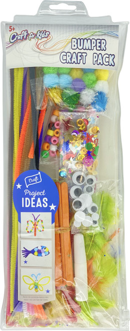 Craft For Kids Imports Bumper Craft Pack-HT5200-4 - 727785048903