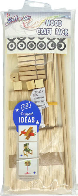 Craft For Kids Imports Bumper Craft Pack-HT5200-6 - 670087452094