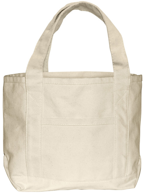 "Wear'm Boat Bag 15""x10""x6""-Natural -MR228 - 842672039984"