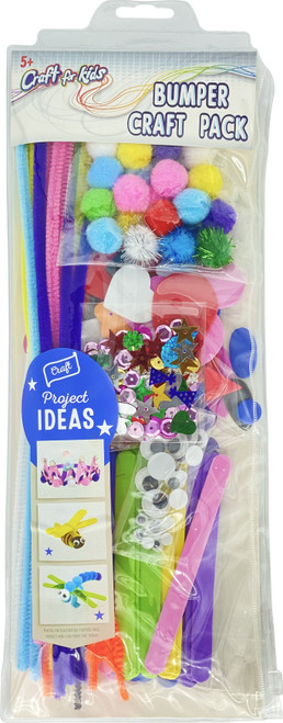 2 Pack Craft For Kids Imports Bumper Craft Pack-HT5200-1 - 812419011016