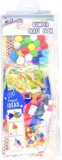 2 Pack Craft For Kids Imports Bumper Craft Pack-HT5200-2 - 742901992090