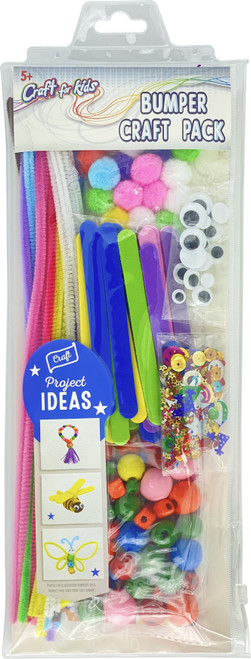 2 Pack Craft For Kids Imports Bumper Craft Pack-HT5200-5 - 670087452087