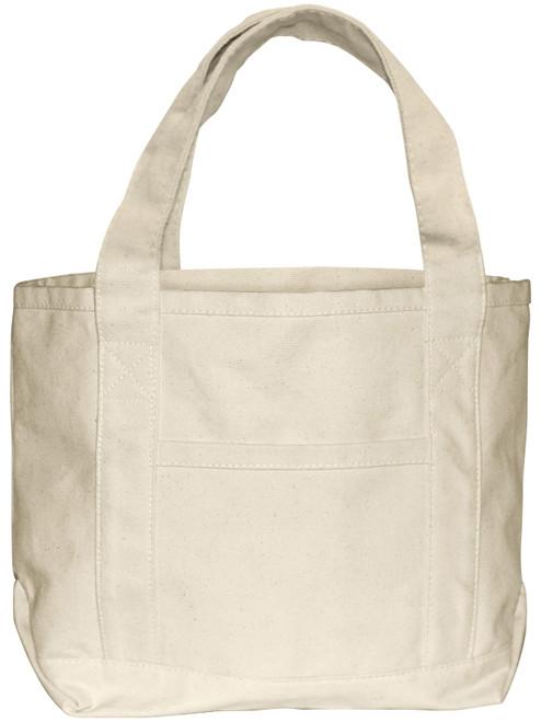 """2 Pack Wear'm Boat Bag 15""""x10""""x6""""-Natural -MR228 - 842672039984"""