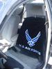 US Air Force Car Seat Cover Towel