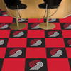 Portland Trail Blazers Carpet Tiles