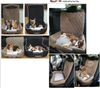 PetBed2Go Pet Bed Cushion Tan