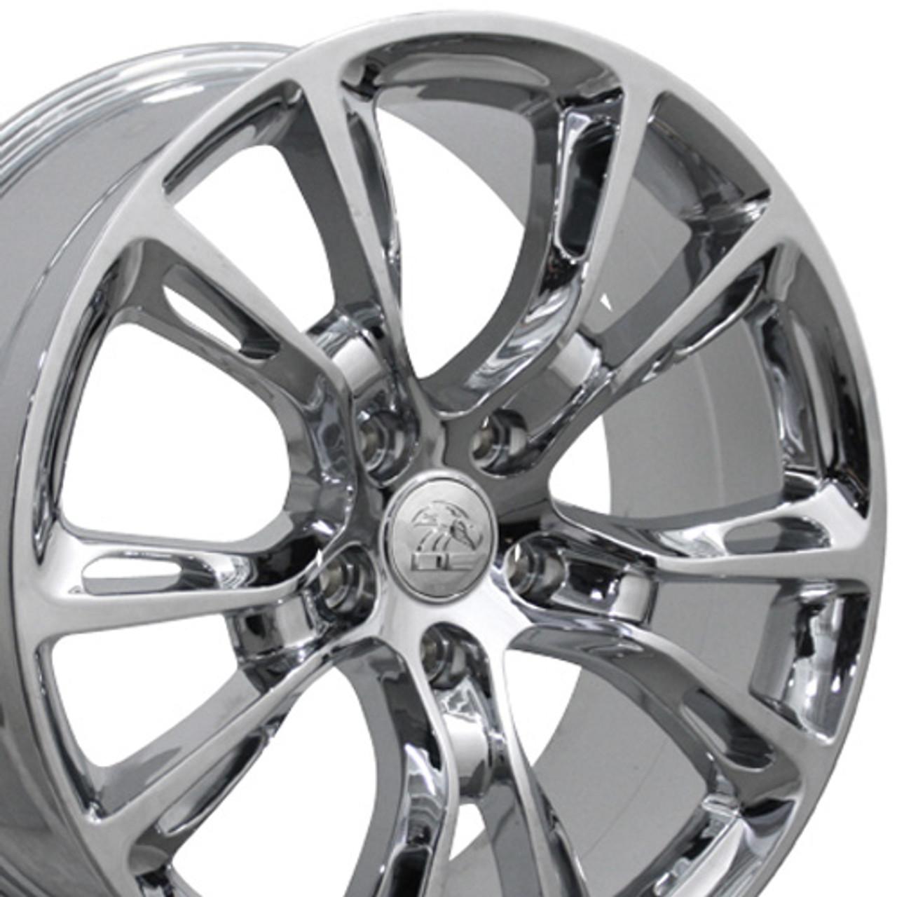Wheels For Chrysler 20 Fits Jeep Grand Cherokee Srt8 Wheel Chrome 20x8 5