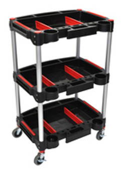 Using Mobile Detailing Carts to Make Light Work of Any Job