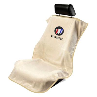 Buick Tan Car Seat Cover Towel