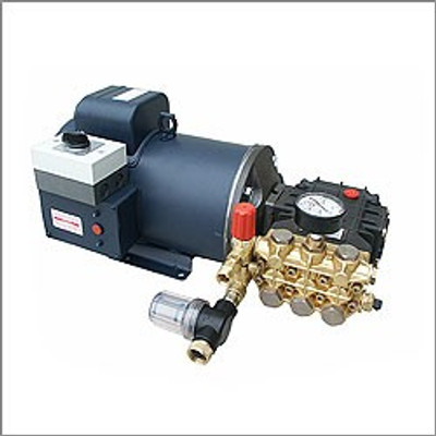 CAM Spray Cold Water Base Mt Electric Pressure Washer 1500GEAR