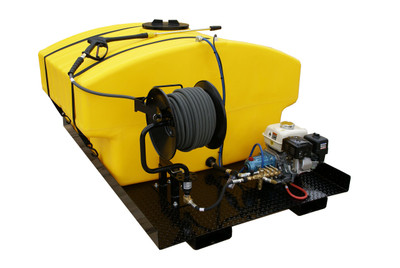 Pick-Up Mount Pressure Washer 25006PM
