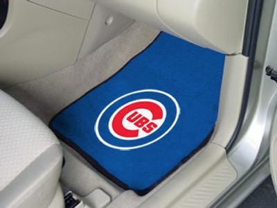 Chicago Cubs Carpet Floor Mats