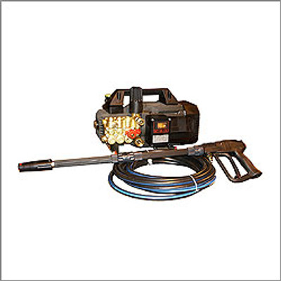 CAM Spray Cold Water Hand Carry Electric Power Washer 1450 PSI 1500A