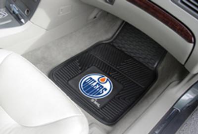 Edmonton Oilers Vinyl Floor Mats