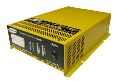 Go Power 1500 WATT PURE SINE WAVE INVERTER 24V