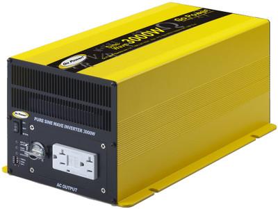 Go Power 3000 WATT PURE SINE WAVE INVERTER 12V
