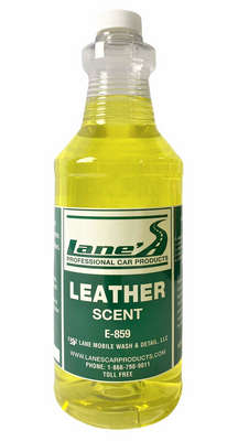 Leather Car Scent Air Freshener