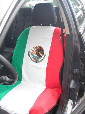 Mexico Car Seat Cover Towel