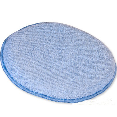 Large Microfiber Wax Applicator Pad