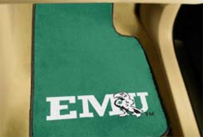 Eastern Michigan University Eagles 2-PC Carpet Floor Mats