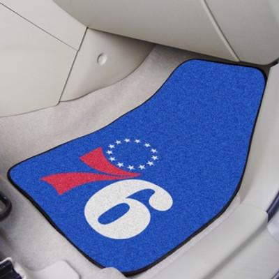 Philadelphia 76ers Carpet Floor Mats