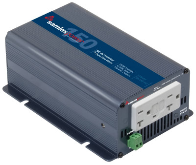 Samlex 150 Watt Pure Sine Wave Inverter 12 Volt