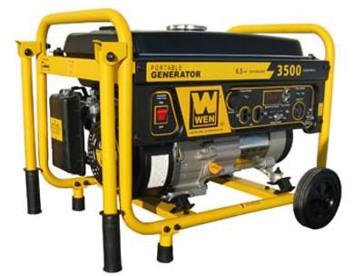 Wen 3500 Watt Generator Model 56352