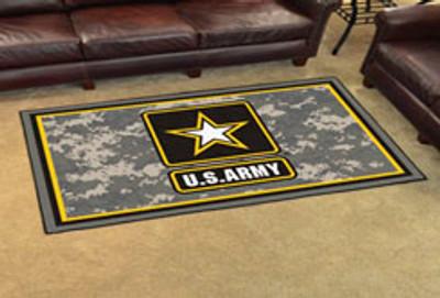 Army Rug 4x6
